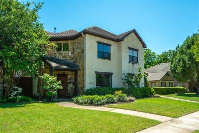 Dallas County Half Duplex For Sale: 5342 Longview Street