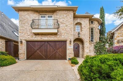 Dallas Single Family Home For Sale: 15 Cochran Oaks Lane