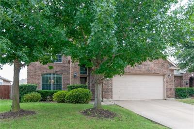 Fort Worth Single Family Home Active Contingent: 4312 Finch Drive