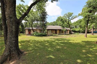 Burleson Single Family Home For Sale: 1920 Red Oak Drive