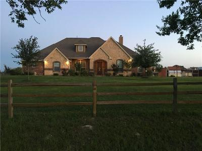 Johnson County Single Family Home For Sale: 8917 County Road 915