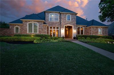 Southlake, Westlake, Trophy Club Single Family Home Active Option Contract: 713 Sussex Court