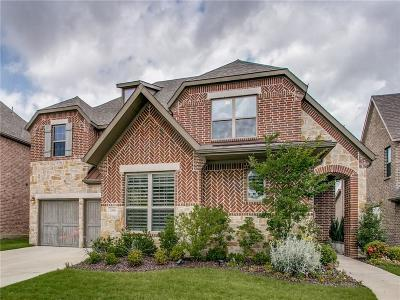 Denton County Single Family Home For Sale: 2616 Marble Creek Drive