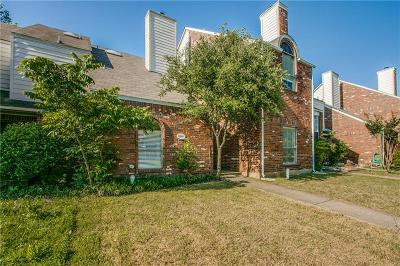 Lewisville Townhouse For Sale: 1528 Barbara Drive