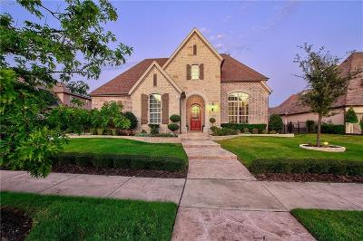 Collin County, Denton County Single Family Home For Sale: 12680 Canyon Oaks Drive