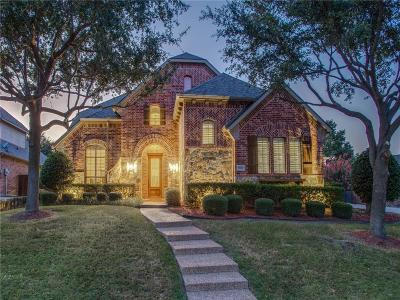 Mckinney Single Family Home For Sale: 7808 Linksview Drive
