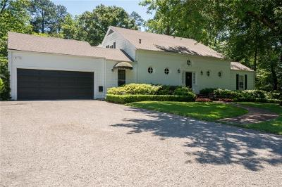 Tyler Single Family Home For Sale: 2402 Old Bullard Road