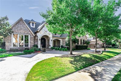 Southlake Single Family Home For Sale: 1613 Byron Nelson Parkway
