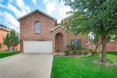 Single Family Home For Sale: 10733 Kittering Trail