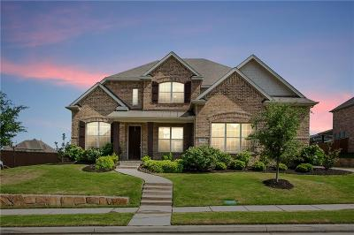 Prosper Single Family Home For Sale: 721 Lockton Lane