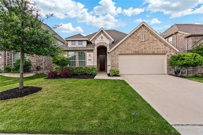 McKinney Single Family Home For Sale: 10820 Patton Drive