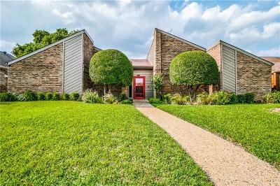Dallas Single Family Home For Sale: 4211 Country Brook Drive