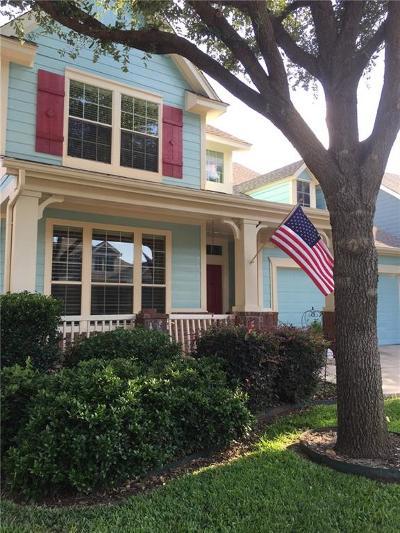 Arlington Single Family Home For Sale: 714 Creek Walk Place