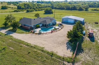 Grayson County Single Family Home For Sale: 1094 Marlow Road