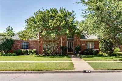 Southlake Single Family Home For Sale: 1305 Normandy Drive