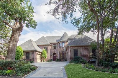 Coppell Single Family Home For Sale: 722 Armstrong Boulevard