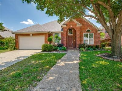 Flower Mound Single Family Home For Sale: 2304 Cedarwood Drive