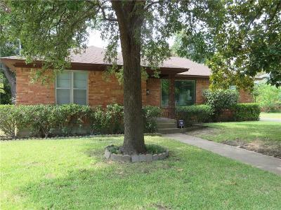 Dallas Single Family Home For Sale: 6561 Highgate Lane