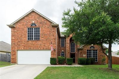 Fort Worth Single Family Home Active Option Contract: 4621 Stockwood Drive