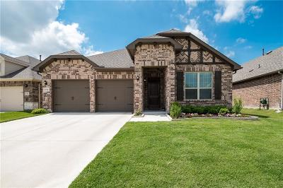 Aubrey Single Family Home For Sale: 1712 Outpost Creek Lane