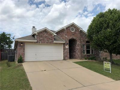 Fort Worth Single Family Home For Sale: 6533 Fitzgerald Street