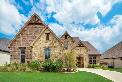 Parker County Single Family Home For Sale: 304 Creekview Terrace