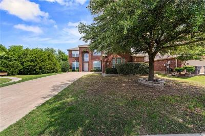 Wylie TX Single Family Home For Sale: $349,900