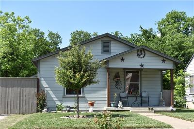 Fort Worth Single Family Home For Sale: 921 E Ramsey Avenue
