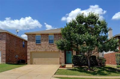 Fort Worth Single Family Home For Sale: 752 Granite Ridge Drive