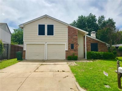 Mansfield Residential Lease For Lease: 915 Canary Lane