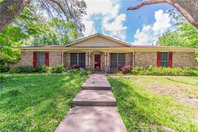 Edgecliff Village Single Family Home For Sale: 2125 Rockmoor Drive