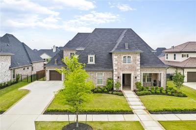 Frisco Single Family Home For Sale: 4233 Hickory Grove Lane