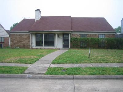 Mesquite Single Family Home For Sale: 320 Ripplewood Drive
