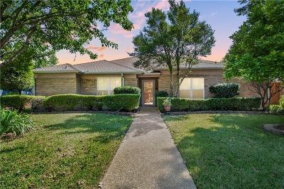 Single Family Home For Sale: 3310 Creekbend Drive