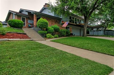 Fort Worth Single Family Home For Sale: 7721 Westwind Drive