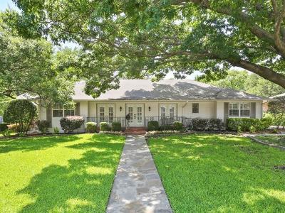 Richardson Single Family Home For Sale: 901 N Waterview Drive