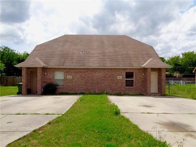 Mansfield Residential Lease For Lease: 404 Kings Way Drive #A