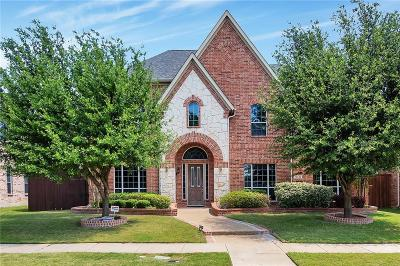 Collin County, Denton County Single Family Home For Sale: 13542 Lincolnshire Lane