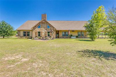Somervell County Single Family Home For Sale: 1338 Cr 1016