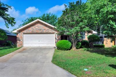 Denton Single Family Home For Sale: 1109 Bayfield Drive