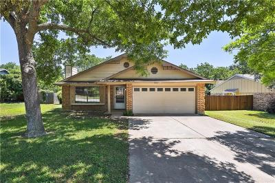 Haltom City Single Family Home For Sale: 5808 Maurie Drive