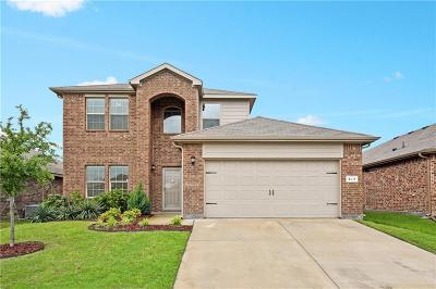Azle Single Family Home For Sale: 641 Cameron Way