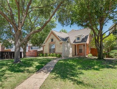Irving Single Family Home Active Contingent: 9746 Valley Ranch Parkway W
