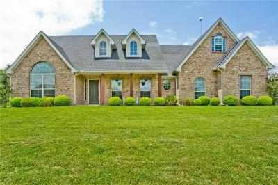 Parker County Single Family Home For Sale: 119 Tankersley Lane