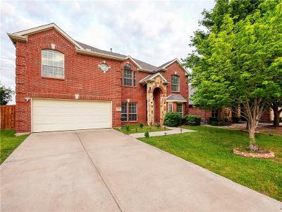 Little Elm Single Family Home For Sale: 2461 Marble Canyon Drive