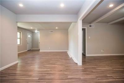 Dallas County, Denton County, Collin County, Cooke County, Grayson County, Jack County, Johnson County, Palo Pinto County, Parker County, Tarrant County, Wise County Single Family Home For Sale: 614 Donlee Road