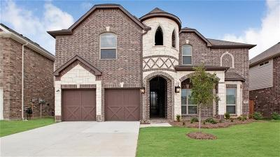 Denton County Single Family Home For Sale: 1421 Frisco Hills Boulevard