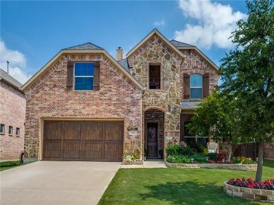 Little Elm Single Family Home For Sale: 1967 Sundown Drive