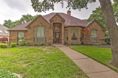 Keller Single Family Home For Sale: 1322 Snow Mountain Circle