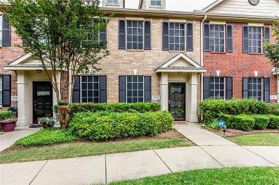 McKinney Townhouse For Sale: 4965 Stone Gate Trail